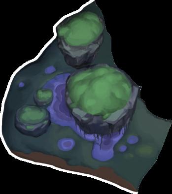 神聖な滝の画像
