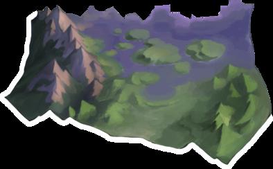 放浪の丘の画像
