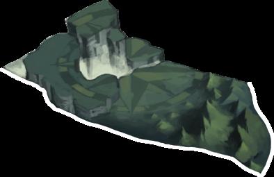 修練の峡谷の画像