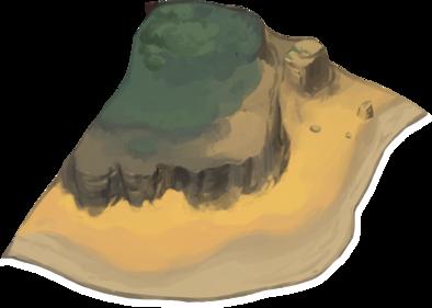 霊魂の砂漠の画像