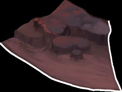 溶岩根源地の画像