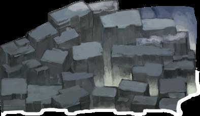 暗黒の絶壁の画像