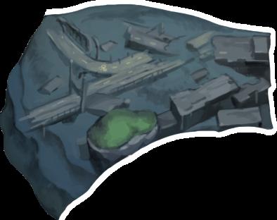 影の平原の画像