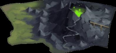 黄昏の山脈の画像