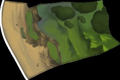 白砂の南部砂漠の画像