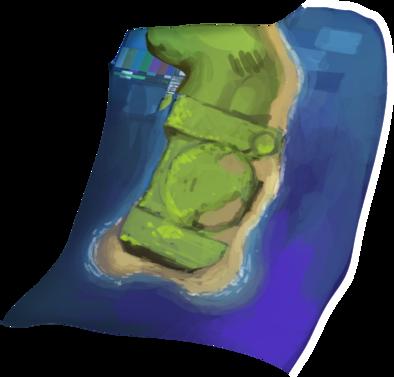 深淵の入口の画像