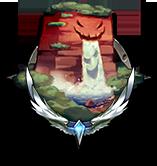 激怒した滝の画像