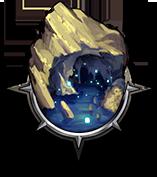 石灰岩の洞窟の画像
