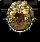 鉄鉱山の画像