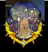 煌く妖精の森の画像