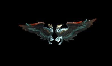 ミュスティカの鳥翼の画像