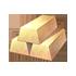 幸運石の鋳塊セットの画像