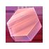 赤いヘキサキューブの画像