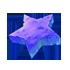 青い星石の画像
