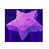 紫の星石の画像