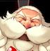 [祝筵の飾髭ヴォルクスの画像