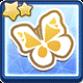 蝶の羽衣の画像