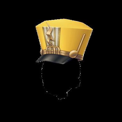 マーチングハットの画像