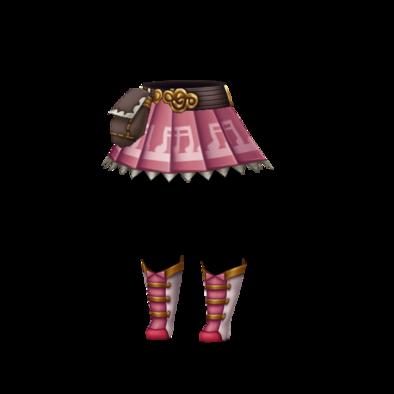 メロディアスカートの画像