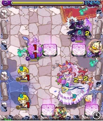 狐の花嫁ジュンステージ3攻略