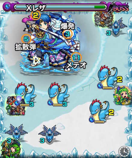 沖田総司ボスステージ1攻略