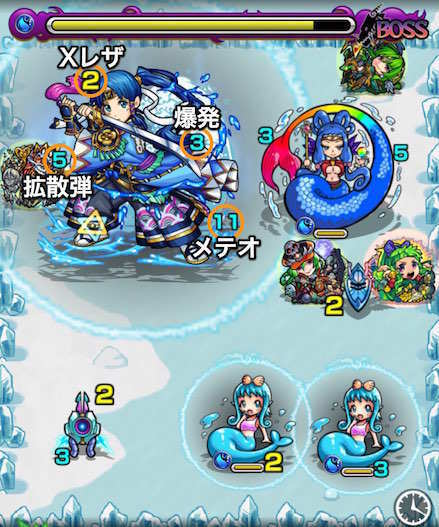 沖田総司ボスステージ3攻略