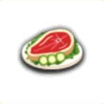 生ステーキの画像