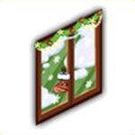 ガラス扉の画像