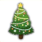 クリスマスツリの画像