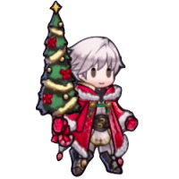クリスマスルフレ(男)のミニキャラ