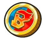 Bコインのアイコン