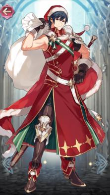 クロム(赤き聖王子)の立ち絵