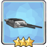 380mmSKC連装砲T1のアイコン