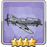 Me-155A艦上戦闘機T2のアイコン