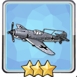 Me-155A艦上戦闘機T1のアイコン