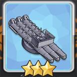 533mm三連装磁性魚雷T2のアイコン