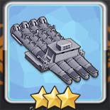 533mm四連装磁性魚雷T1のアイコン