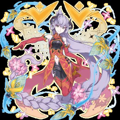 [六剣の仙花]シーリンの画像