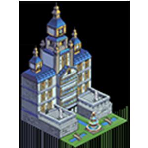 王宮の画像