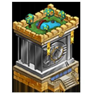 宮殿金庫の画像