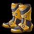 黄鉄クロムブーツの画像