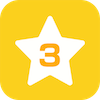 星3アイコン画像