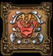 クロコダインの紋章・盾