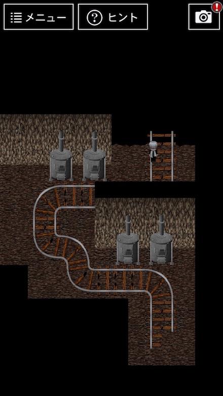 青鬼3 炭鉱