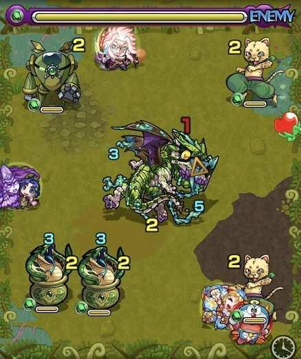 バジリスクのステージ3攻略