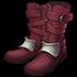 龍皮ブーツの画像