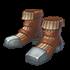 火花免疫ブーツの画像