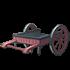 高級荷車の画像