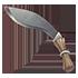 ククリナイフの画像