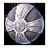 鉄鋼の盾の画像